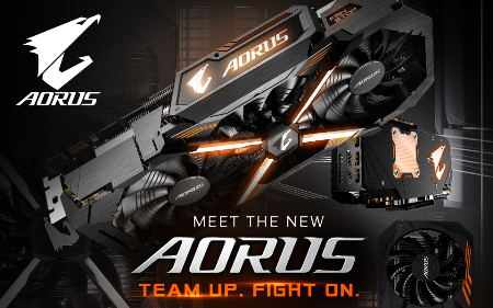 Full AORUS graphics card lineup unveiled